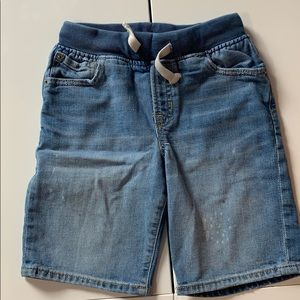 Gap Kids 1969 Boys Denim Shorts